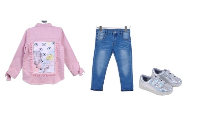 Outfit denim
