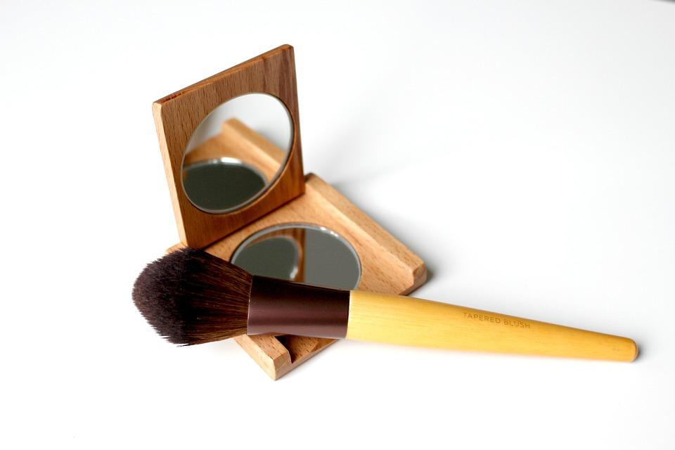 Brocha de madera