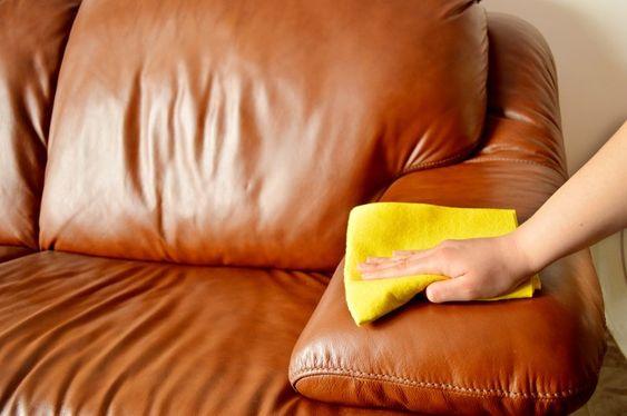 Limpia tus muebles