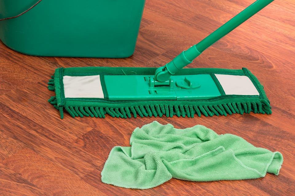Limpiar pisos