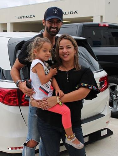 Familia de Adamari López