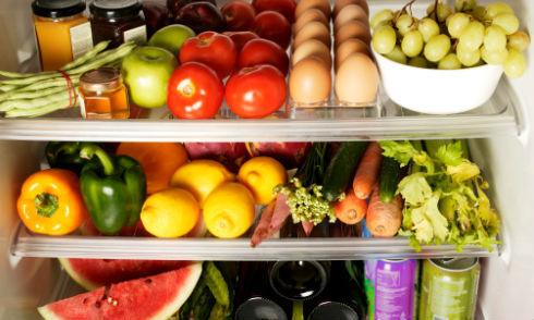 Refrigeradora saludable