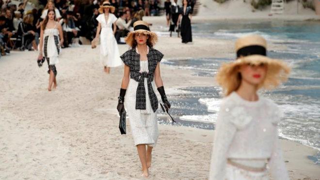 Desfile Chanel