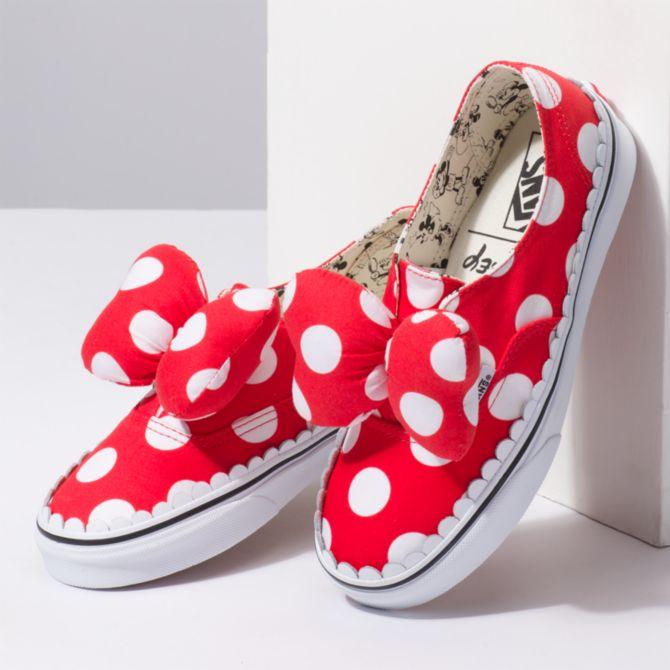 zapatillas vans mickey mujer