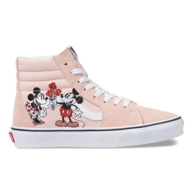 zapatillas vans mickey mouse mujer
