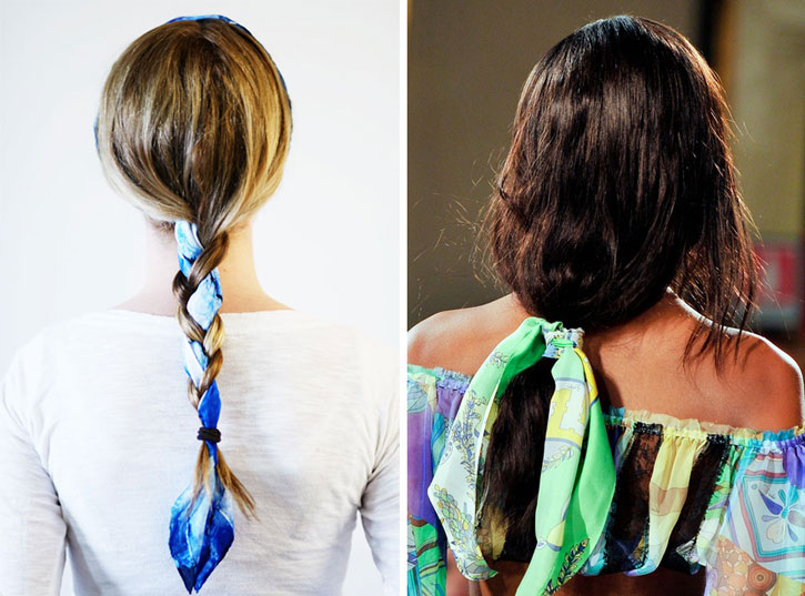 peinado extendido