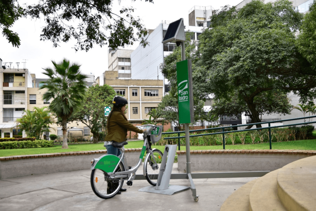 Sistemas de bicicletas