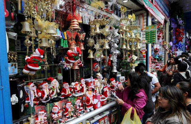 Negocios navideños