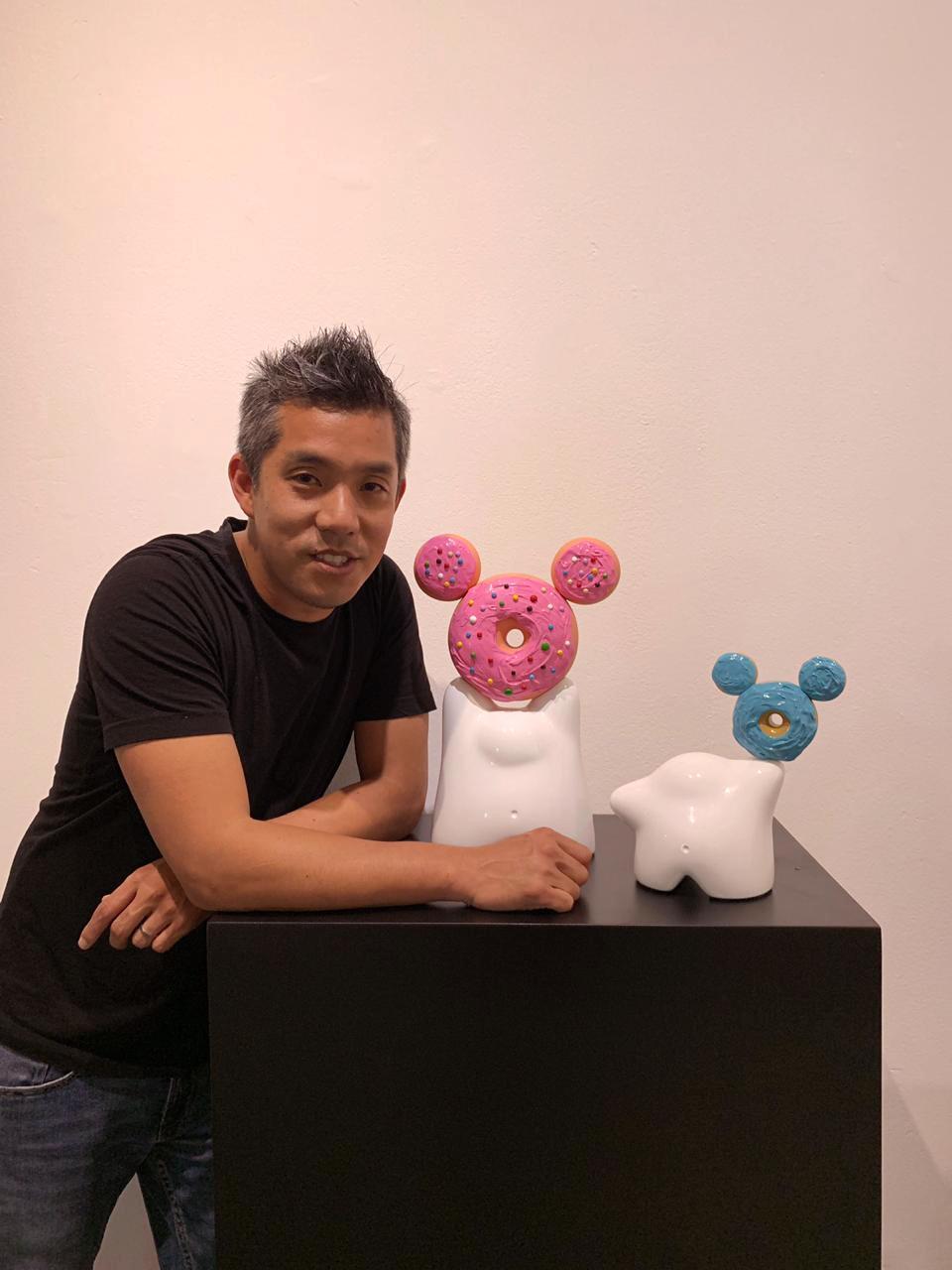 Exposición de Mickey Mouse