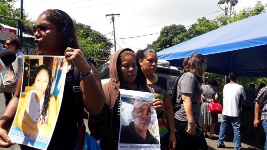 Madres de nicaragua