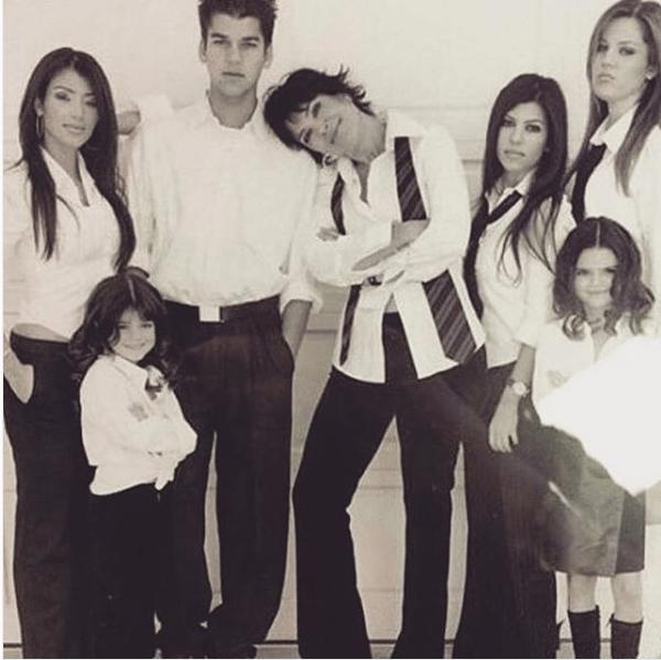 Clan Kardashian/Jenner