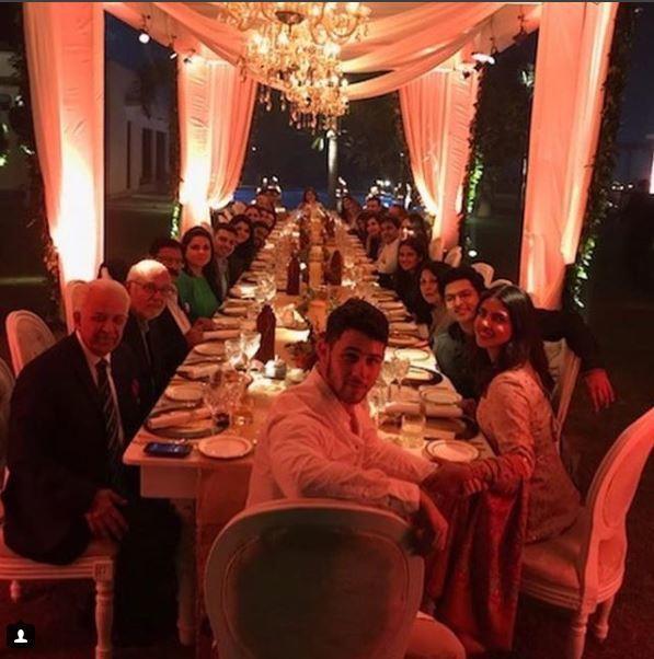 Nick Jonas y Priyancka Chopra