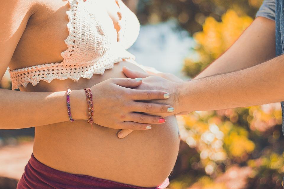 embarazada