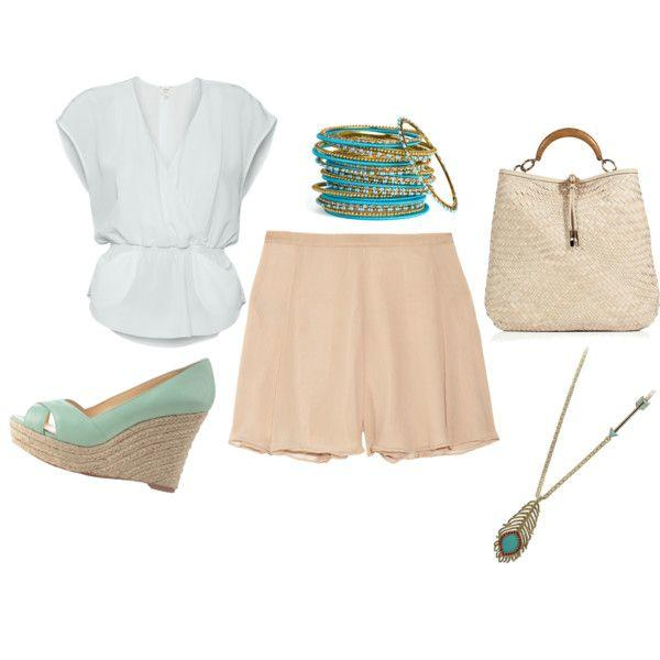 outfits en coral