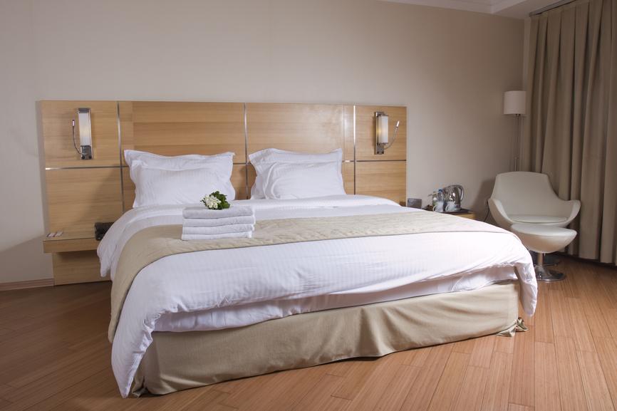 posición de la cama