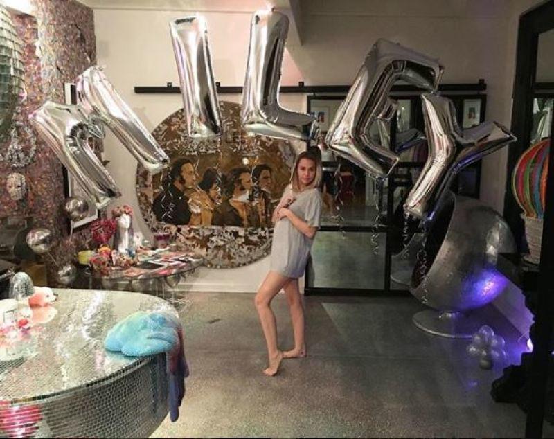 embarazo de Miley Cyrus
