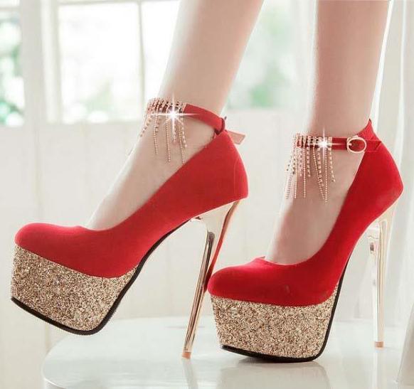 zapatos de tacón 12