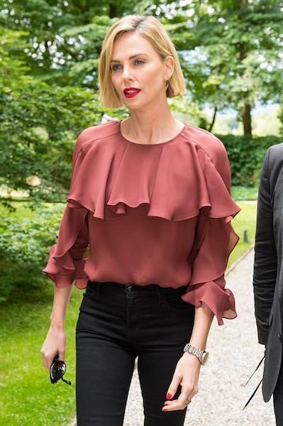 blusas mangas largas