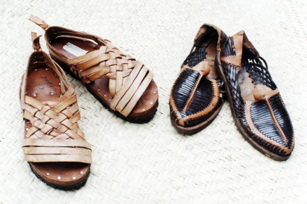 sandalias huaraches