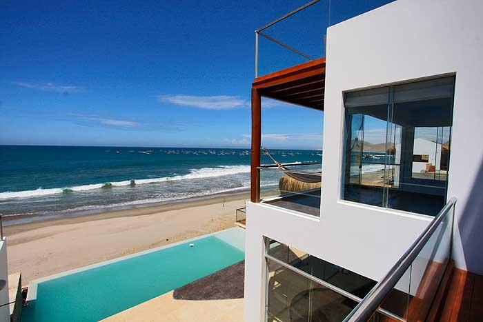 seguridad casa de playa