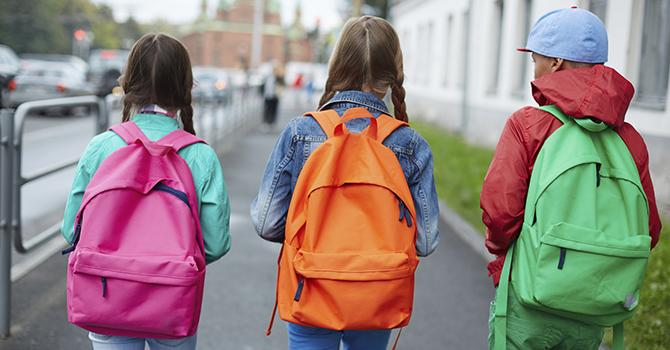 mochilas para el colegio