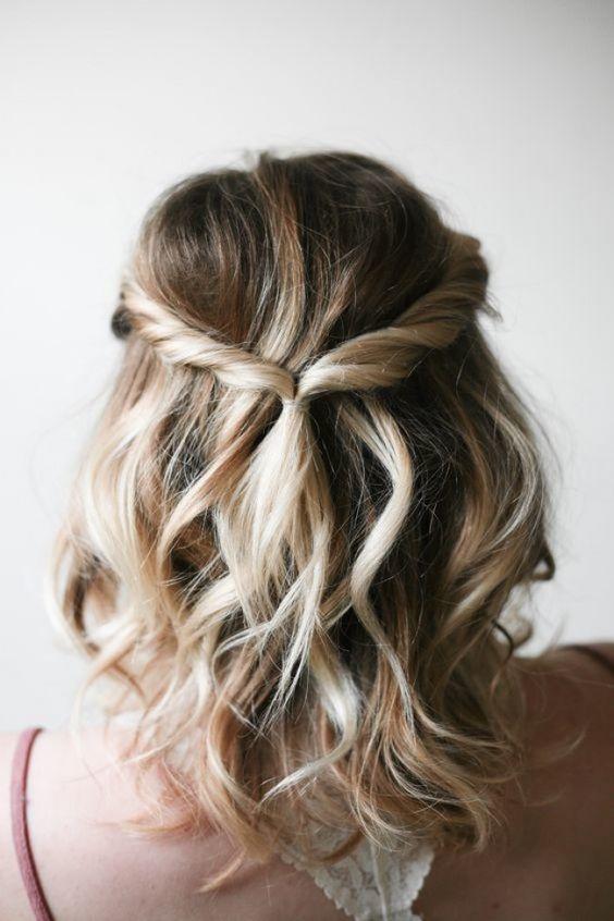 peinados para san valentín