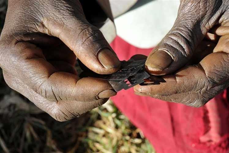 Mutilación genital