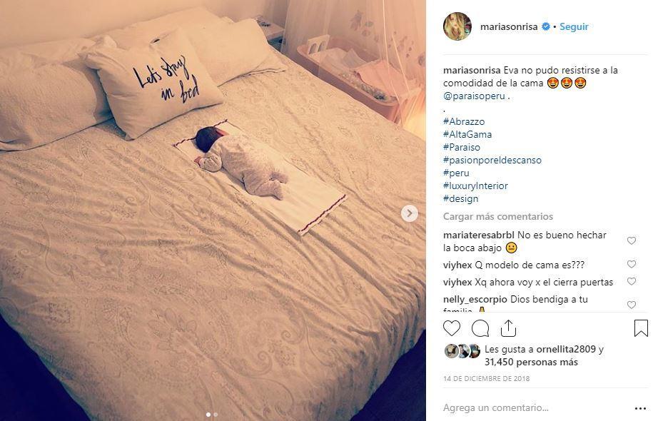 María Grazia Gamarra instagram 3
