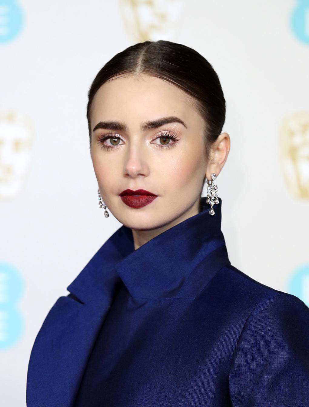 BAFTAS makeup