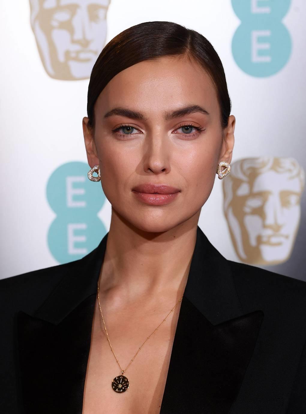 BAFTAS irina shayk