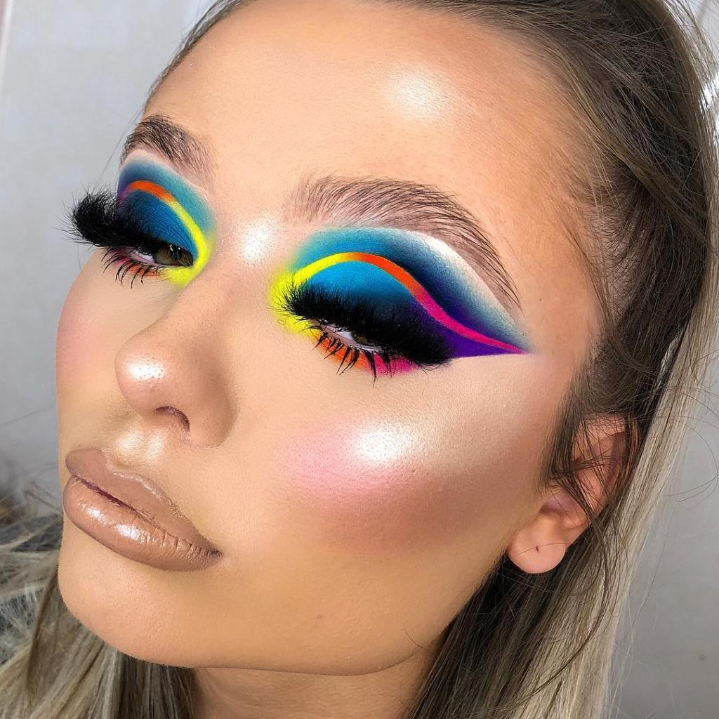 makeup trends mitchell halliday masterclass latin american tour