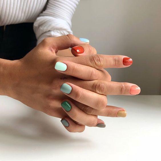 tips de uñas 2019