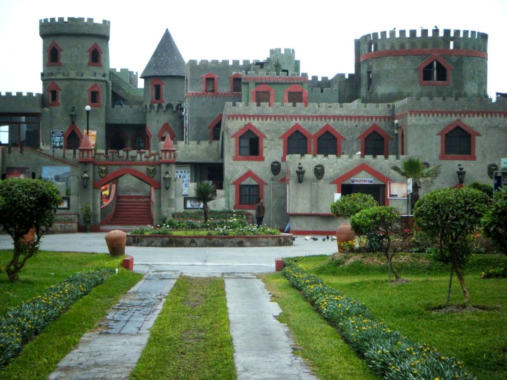 Huaral, Castillo de Chancay - Lima