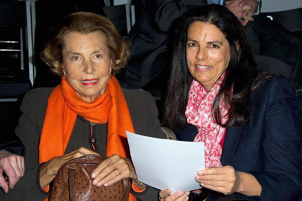 Liliane y Francoise Bettencourt