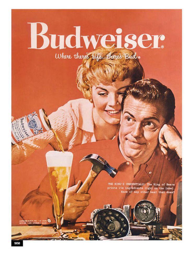 Budweiser publicidad sexista