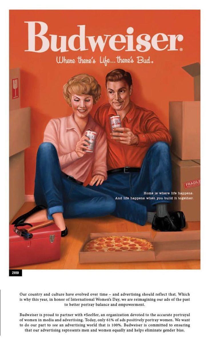 publicidad feminista