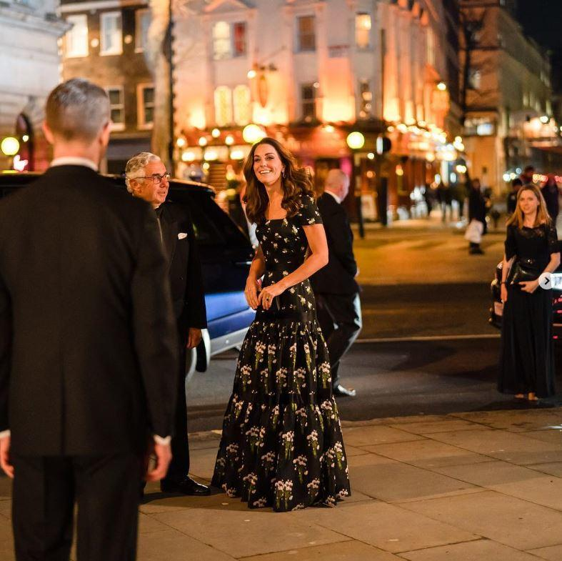 kate middleton vestido reciclado