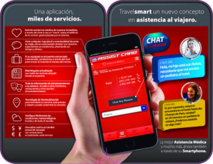 Assist Card App de seguros