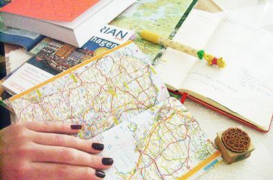 Planning de viaje con anticipación