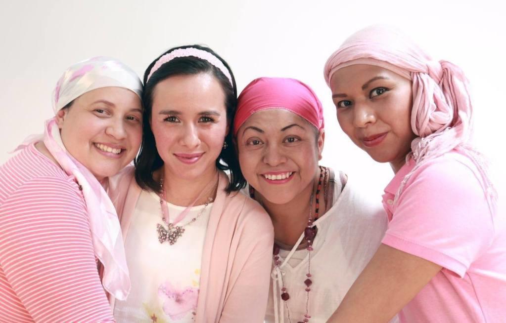 Mujeres cáncer de mama