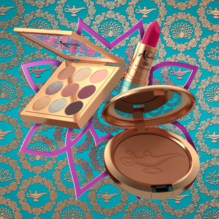 maquillaje aladdin