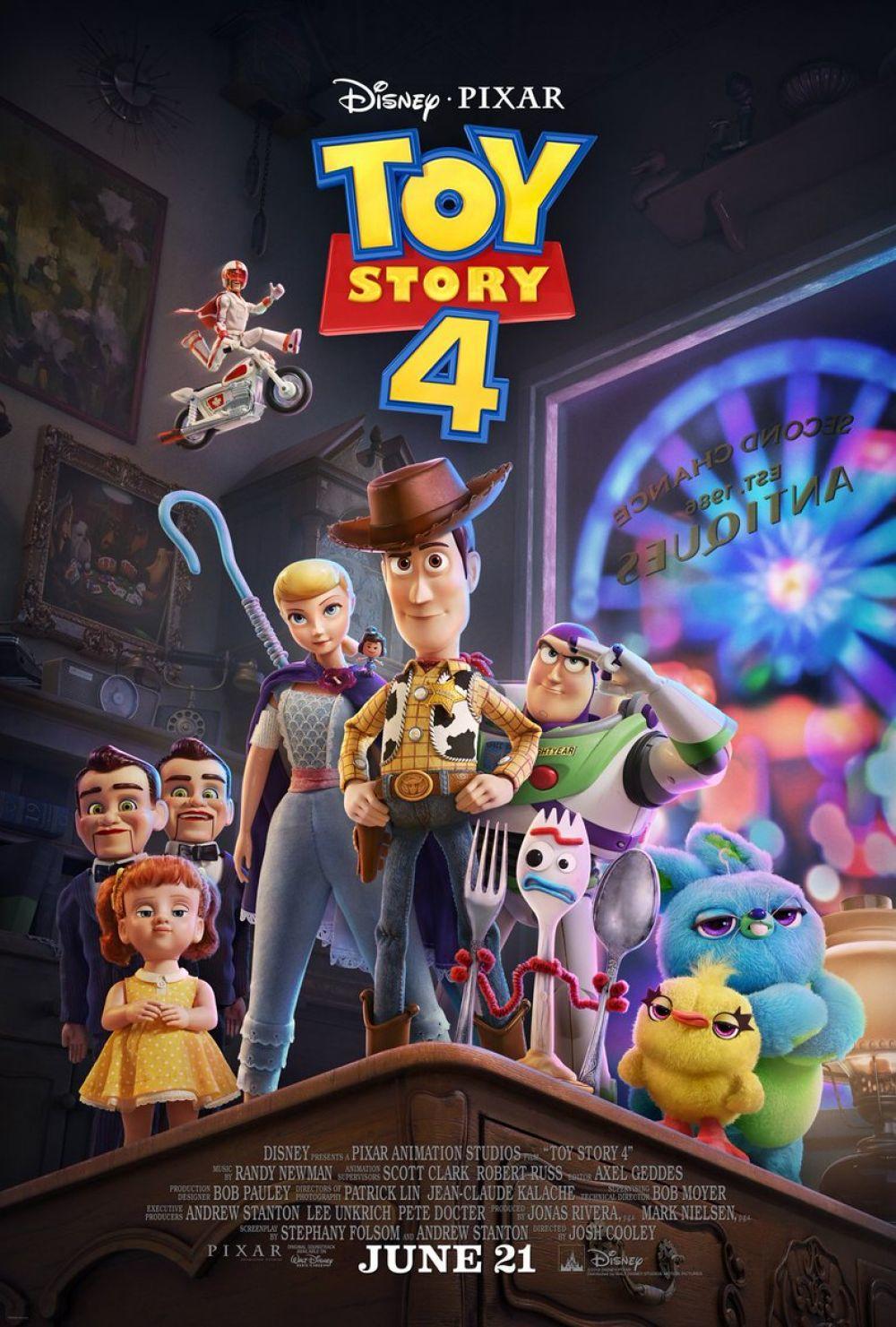 4Pixar Revela ExtendidoDisney Toy Story Primer Trailer XZOiuPkT
