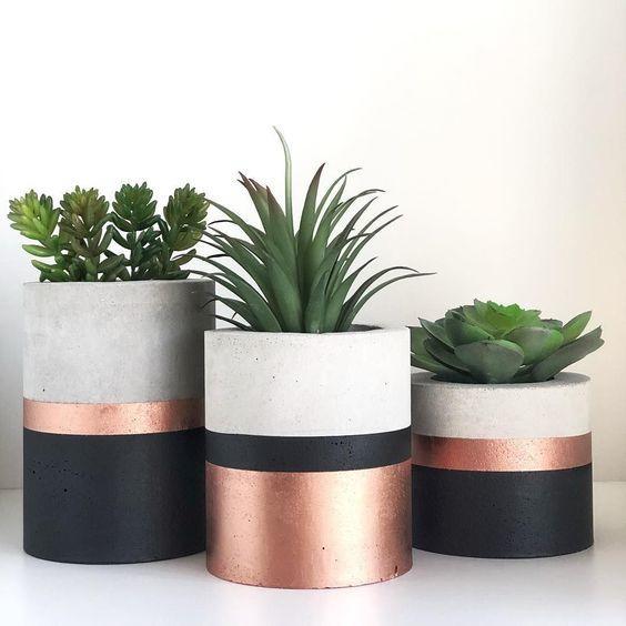 Dark deco para las que nos gusta el color negro for Estilo arquitectonico que usa adornos con plantas y animales