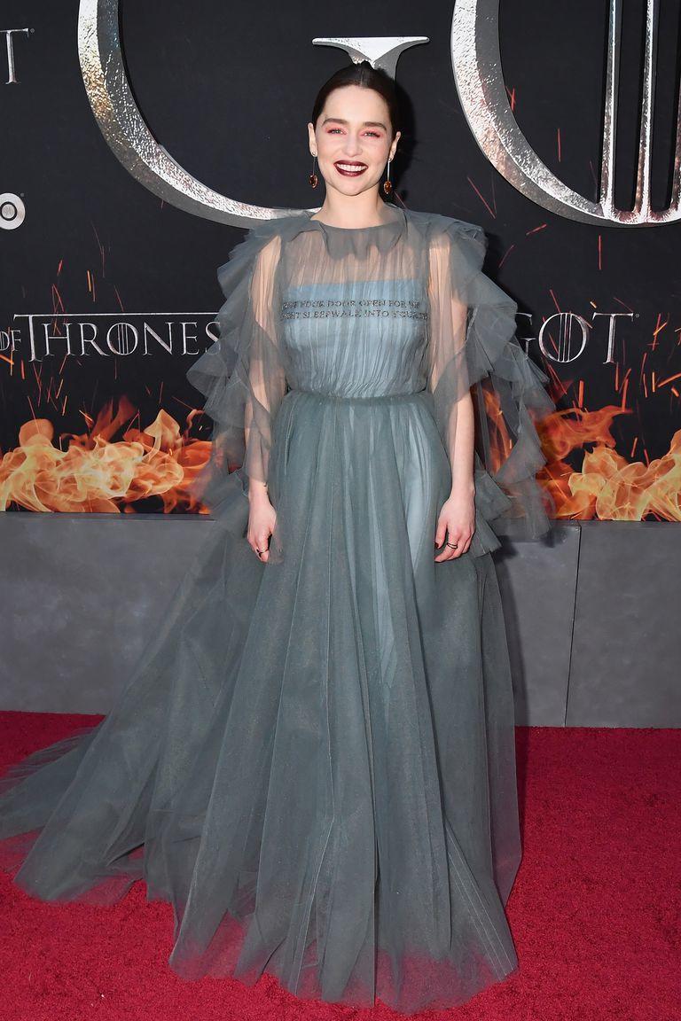 emilia clarke got game of thrones