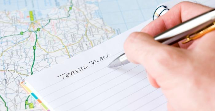 Planner de viaje