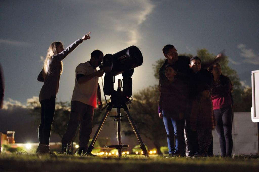 día de la astronomía