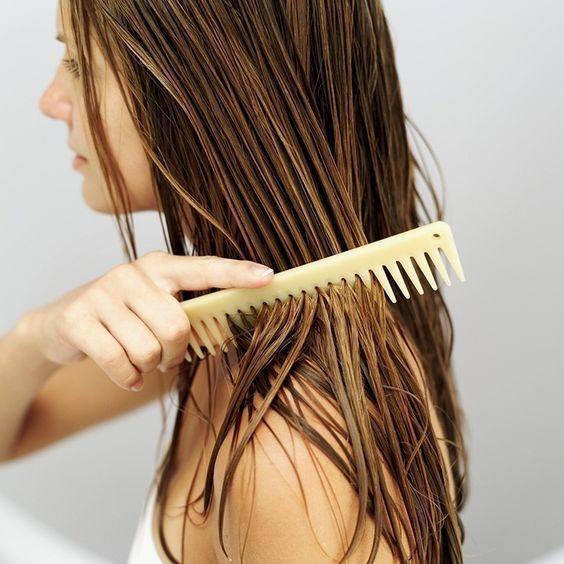 linaza para el cabello