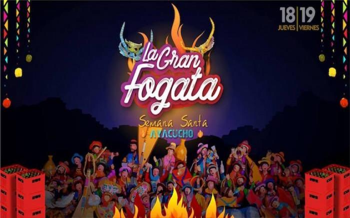 La Gran Fogata Fiesta Semana Santa