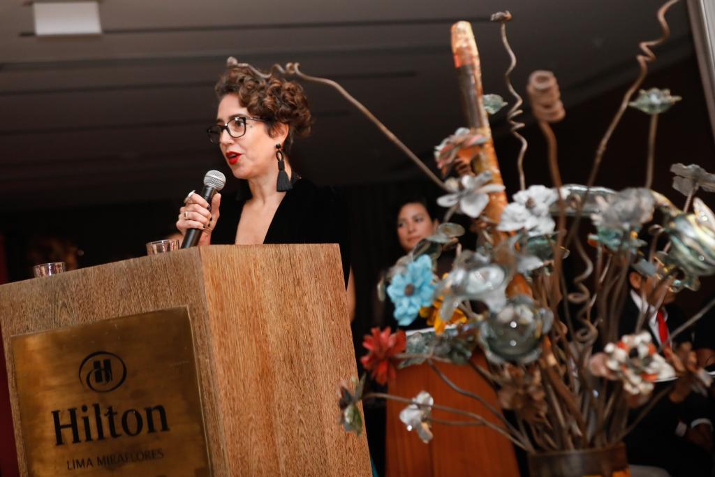 Francesca Brivio discurso premios wapa 2019