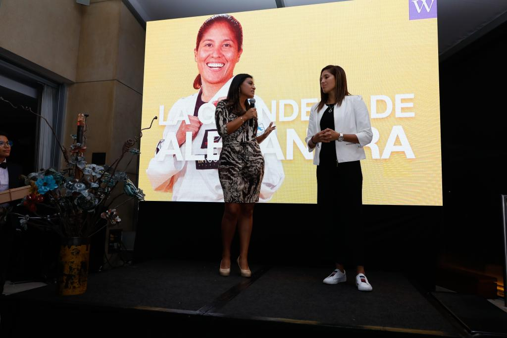 Alexandra Grande Premios Wapa 2019